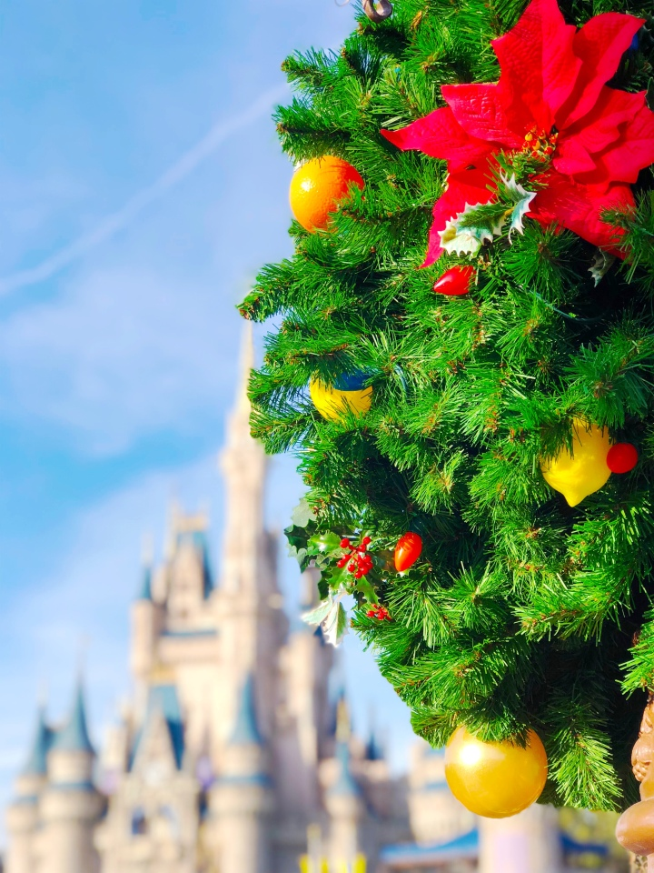Holiday Favorites at the Parks
