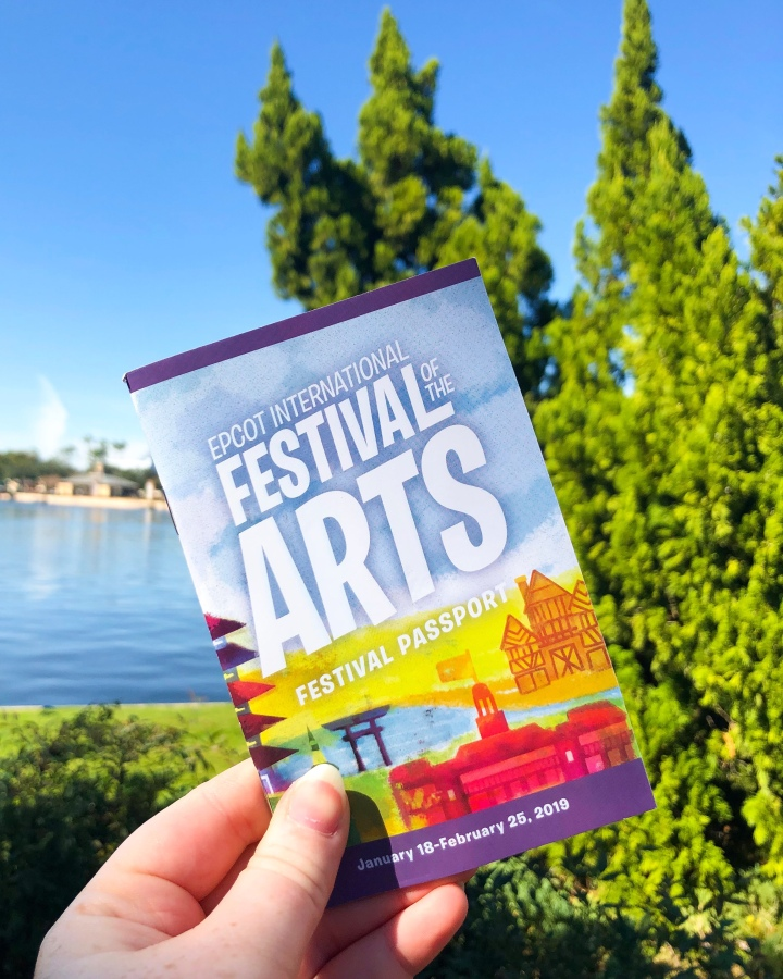 Epcot International Festival of the Arts 2019Overview