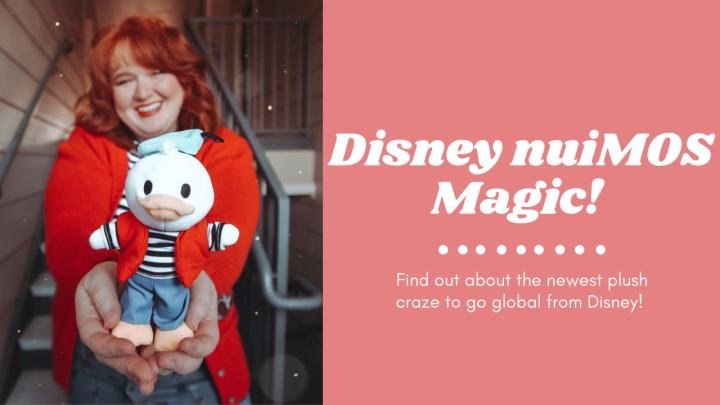 Disney nuiMOS Magic!